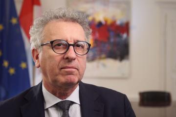 Pierre GRAMEGNA, Ministre des Finances