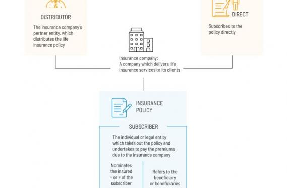How a life insurance policy works