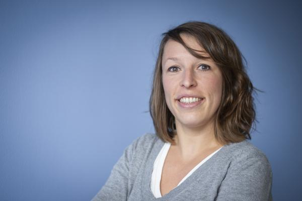 Céline Saudmont - Marketing Assistant